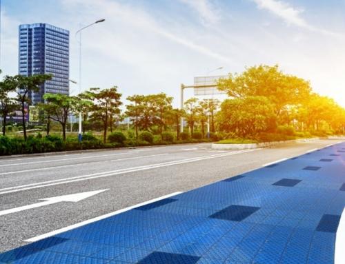 Carreteras Solares & Caminos Solares & Aceras Solares & Carriles bici Solares