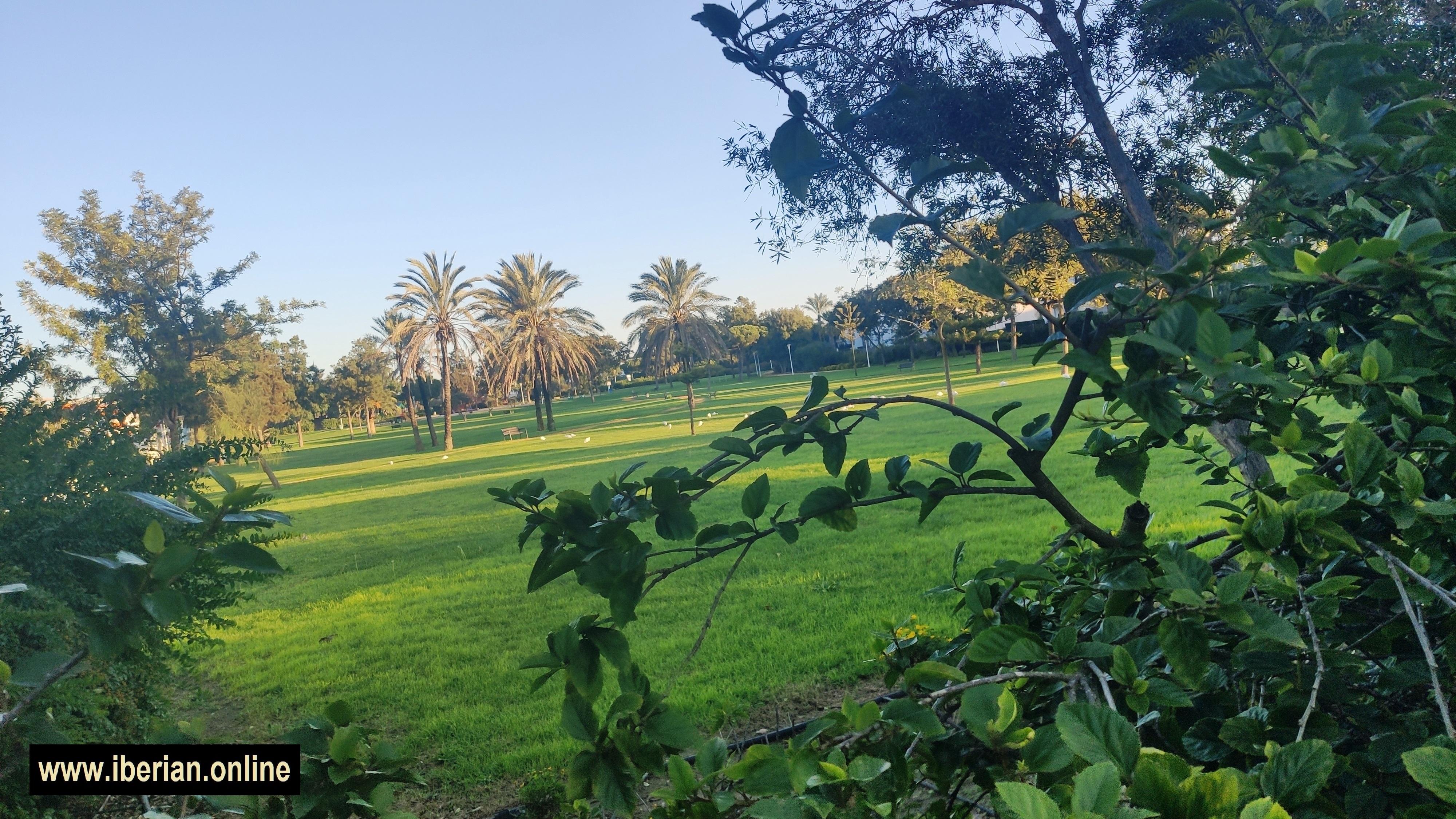 Jardines de Costa Ballena