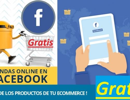 Tú tienda online en Facebook GRATIS para competir con Amazon ó eBay