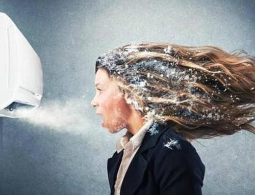 La Solución para controlar el MAL uso del Aire Acondicionado Frio/Calor