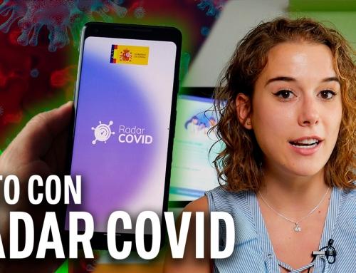 La app Radar Covid muestra tu nivel de exposición al coronavirus en los últimos 14 días