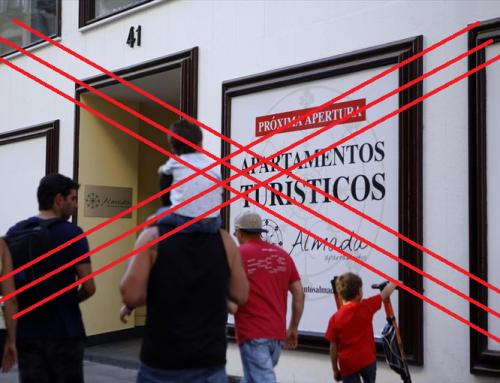 Situación legal del cierre temporal de una vivienda turistica