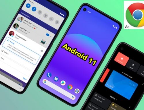 Así es Android 11 de Google