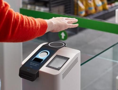 Amazon One es el nuevo sistema de pago con la palma de la mano más seguro que el reconocimiento facial