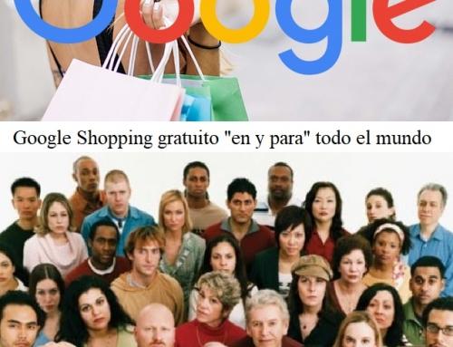 Google Shopping es gratuito en todo el mundo a partir de mediados de octubre 2020