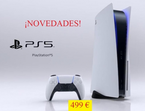 Las 5 Novedades de la PS5 – Playstation 5 desde el 19 Noviembre 2020