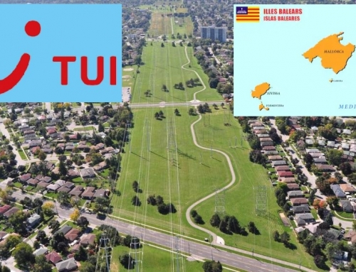 Corredor Seguro Islas Baleares, y TUI inicia vuelos Alemania-Mallorca