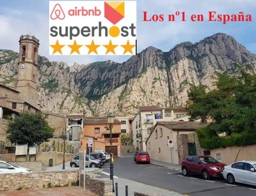Ranking de Reseñas por ciudades en España según Airbnb