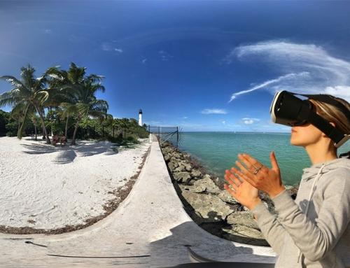 La realidad virtual ayuda a mantener el interés del turista por el destino