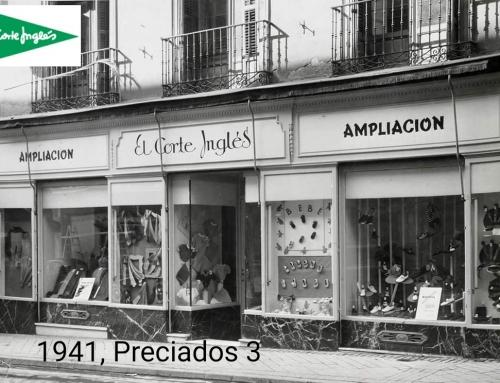Así empezó el emprendedor Ramon Areces El Corte Ingles