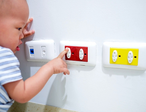 Protector de enchufes para niños, y para eliminar Portazos